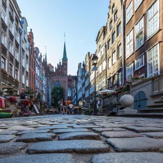 hotell gdansk sentrum
