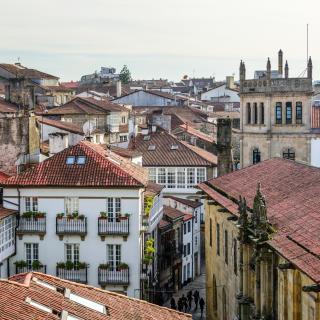 De 30 beste hotels in Santiago de Compostela, Spanje ...