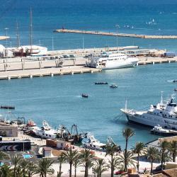 Veerhaven van Denia