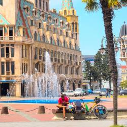 Europe Square, Batumi