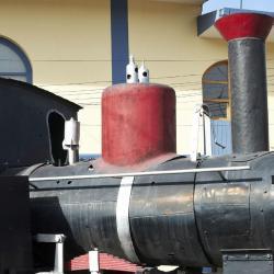 Wanchaq Train station