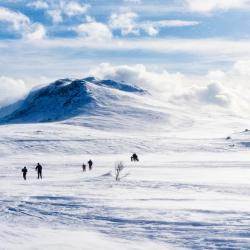 Norefjell, Noresund