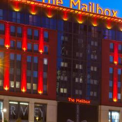 Centrum handlowo-biznesowe The Mailbox, Birmingham