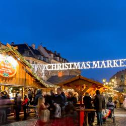 Copenhagen Christmas Market, Kodaň