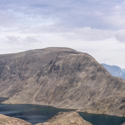 Planina Besseggen, Hindseter