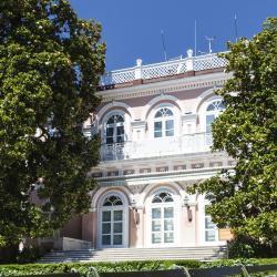 Villa Angiolina - Croatian Museum of Tourism, Opatija (Abbazia)