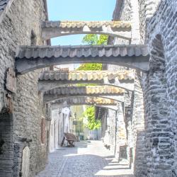 St Catherine's passage, Tallinn