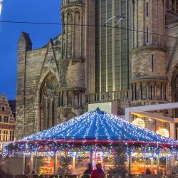 Kerstmarkt van Gent