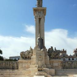Plaza de España Cadiz