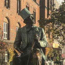 Monument Hans Christian Andersen