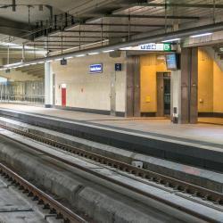 Estación de tren de Schuman