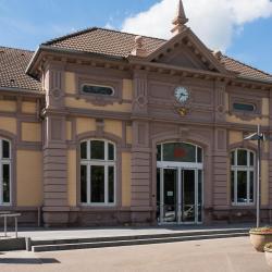Baden-Baden Train Station