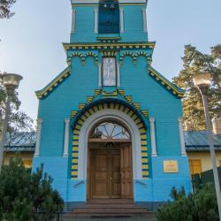 Orthodox Church in Dubulti