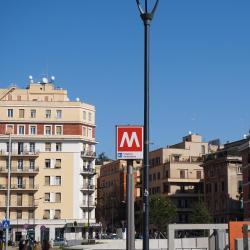 Sant'Agnese - Annibaliano Metro Station