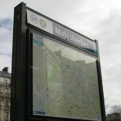 Σταθμός Μετρό Malesherbes