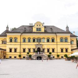 Hellbrunn - Schloss und Wasserspiele