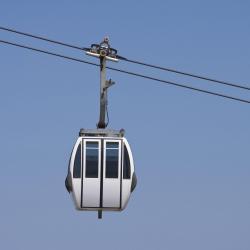 Super Morzine Ski Lift