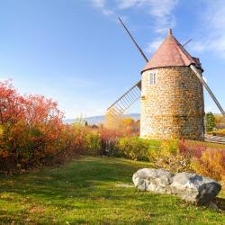 Les Moulins de l'Isle-aux-Coudres, L'Isle-aux-Coudres