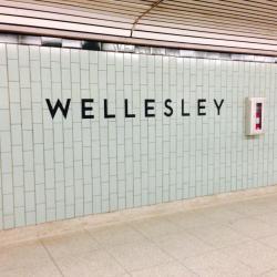Wellesley Subway Station