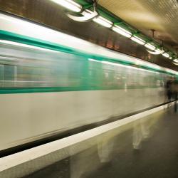 Ségur Metro Station