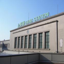 az Ueno állomás