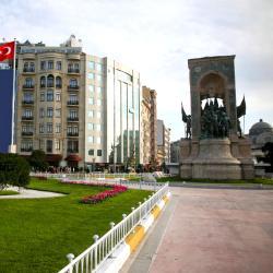 Taksim tér, Isztambul