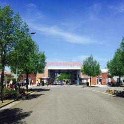 Парк развлечений Filmpark Babelsberg