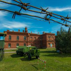 Karosta Fængsel, Liepāja
