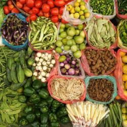 Nyaung U Market, באגאן