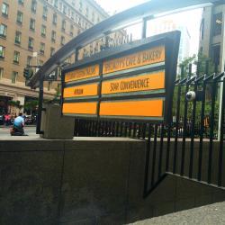 BART - Montgomery St. Station