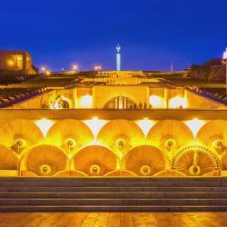 openluchtmuseum Yerevan Cascade, Jerevan