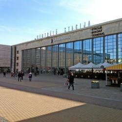 Hlavná stanica Riga