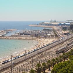 Puerto deportivo de Tarragona