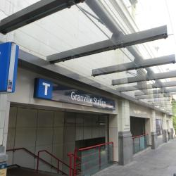 Skytrain Station Granville