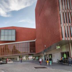 Salle de concert de Bruges