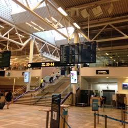 Arlanda Airport Terminal 4, Arlanda