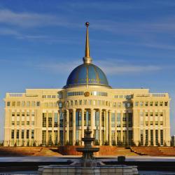 Ak Orda Presidential Palace, Astana