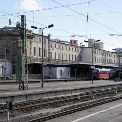 Magdeburg Central Station