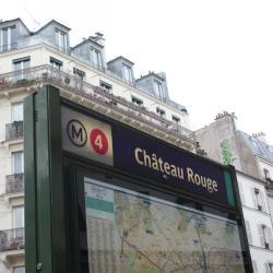 Estación de metro Château Rouge