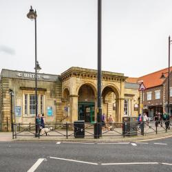 Whitby Train Station