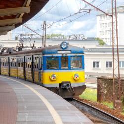 Gdynės centrinė geležinkelio stotis