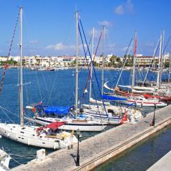 Порт острова Кос