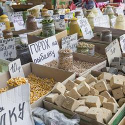 Privoz Market, Odessa