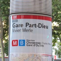 Part-Dieu Metro Station
