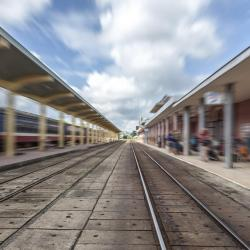 Phan Thiet Train Station