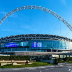 a Wembley Stadion
