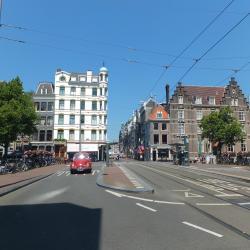 Улица Утрехтсестраат, Амстердам