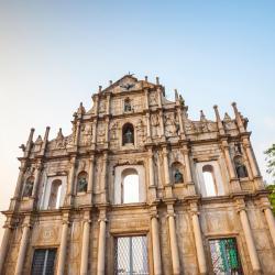 Püha Pauluse kiriku varemed