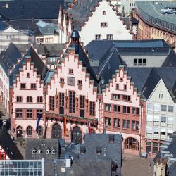 Römerberg aikštė