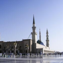 la Mezquita del Profeta, Medina